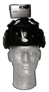 Intova Camera Camcorder Mount Strap for Helmet Bike