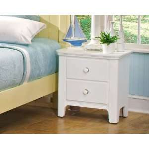 Cottage Colors Nightstand   Alexander Julian Home & Kitchen