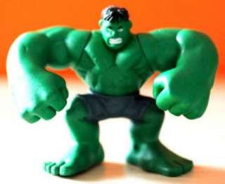 Marvel SUPER HERO Squad The Hulk Loose TOY Figure 8105