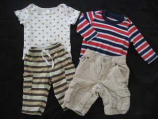BABY BOY 0 3 3 6 SPRING SUMMER CLOTHES LOT~MANY CUTE STYLES