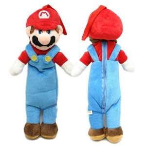 Super Mario Plush Pencil Case