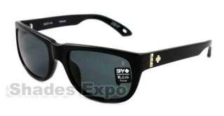 NEW Spy Sunglasses KUBRIK BLACK KBBS2N AUTH 648478701885