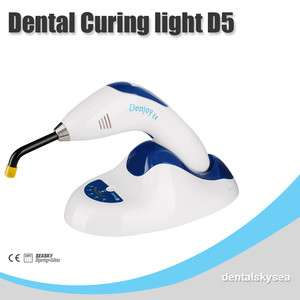 New dental equipment curing lamp light LED buble CE