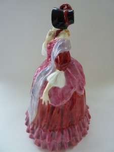 Royal Doulton Quality Street HN1211 Figurine Figure Excellent