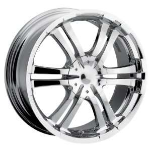 18x7.5 ION Alloy Style 114 (Chrome) Wheels/Rims 5x100/115