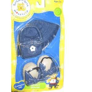 Build A Bear Workshop Beary Denim Toys & Games