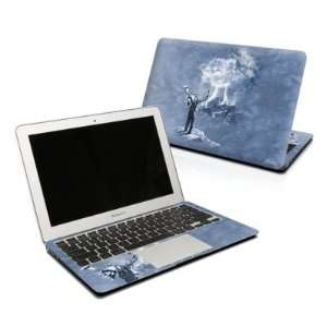 Wolf Storm Design Protector Skin Decal Sticker for Apple MacBook Pro