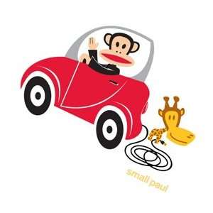 Paul Frank Julius Tiny Car Wall Sticker Decal Wallpaper