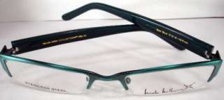 Ladies Eyeglass Eyewear Frames Villa Spa Blue New Designer