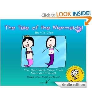 The Tale of the Mermaids (Children stories by Vila Diaz): Vila Diaz