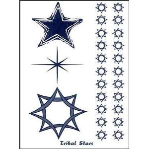 Tribal Stars Temporaray Tattoo Toys & Games