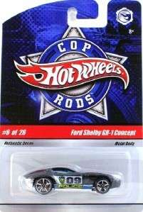 Hot Wheels police Car COP RODS #6 of 26
