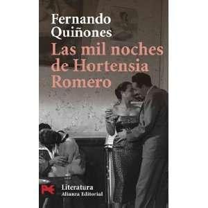 Espanola) (Spanish Edition) (9788420660479) Fernando Quinones Books