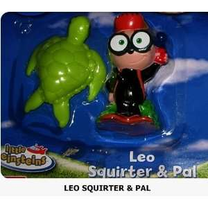 Disney Little Einstein Leo Squirter & Pal Water Toy Set Toys & Games