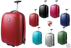 Heys USA Red XCASE Carry On Luggage Case 806126009695