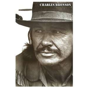 Bronson, Charles Movie Poster, 23.25 x 34.5 Home