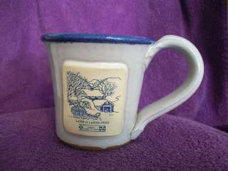 Land OLakes Feed Mug/Coffee Cup Pottery Cup NEAT LOOK