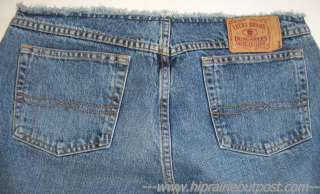 Lucky Brand Womens Frayed Jean Size 10/30