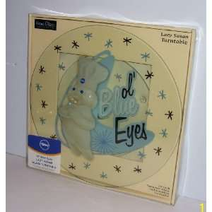 Dough Boy 14 Tempered Glass Lazy Susan Turntable