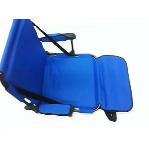 Stadium Chair with Back, Arm Rests, and Padding