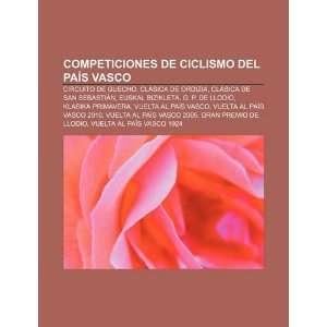 Competiciones de ciclismo del País Vasco Circuito de