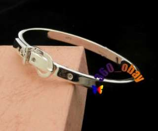 Belt Buckle with Crystal Bangle/Bracelet,Silver Plated Wholesale price