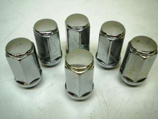 SALEEN S331 F150 Chrome Alloy Wheel 6 Lug nuts 14X2