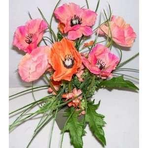 17 Poppy Flower Arrangement