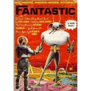 Sturgeon, Theodore; Asimov, Isaac; Simak, Clifford D.; Paul, Fran