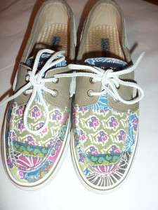 Great Pair of Sperry top siders boat shoe