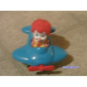 Ronald Mcdonald in Airplane Collectible Happy Meal Toy Toys & Games
