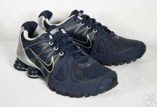 NIKE Shox Agent+ Obsidian / Black Mens Running Shoes New Sneakers size