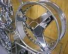 20 CHROME Wheels Rims+Tires PACKAGE Starr 357 KILLA FWD 5x114.3