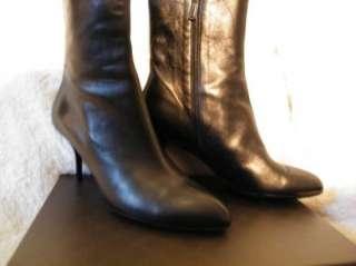 GUCCI SHOES sandals HEELS BOOTS Black 39.5 9.5