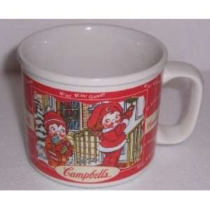 Houston Harvest Campbell Soup Mug Cup 1998: Everything
