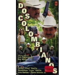Dos Columbianos [VHS]: Lina Santos: Movies & TV