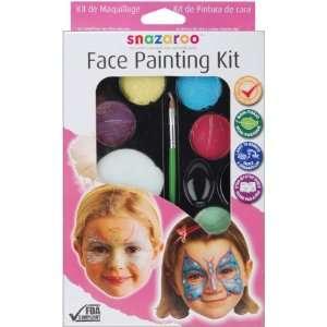 Snazaroo Face Painting Kit Girl (1180104) Toys & Games