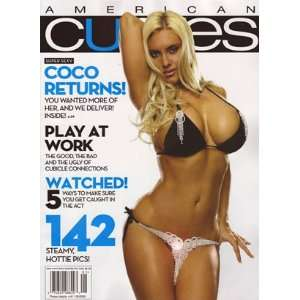 American Curves Magazine January2009: Unknown:  Books