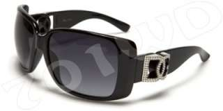 DG Womens Sunglasses Ladies Black Sun Glasses Style Fashion New NWT