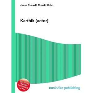 Karthik (actor): Ronald Cohn Jesse Russell: Books