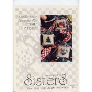 Sisters & Best Friends Counted Cross Stitch Designs (Sisters & Best