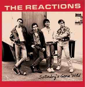 The Reactions Saturdays Gone Wild punk power pop kbd Love You