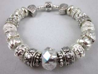 description ice storm this is an authentic pandora sterling silver