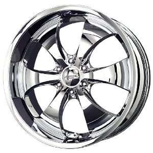 Liquid Metal Lithium Series Chrome Wheel (22x9.5/6x135mm): Automotive