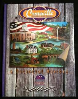 Crossville, Cumberland County, Tennessee Pictorial History Book