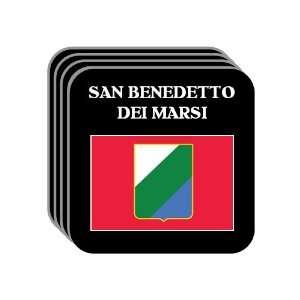 Italy Region, Abruzzo   SAN BENEDETTO DEI MARSI Set of 4