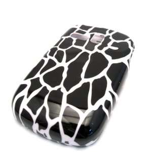 Samsung R355c Black Leopard Print Design Hard Case Cover Skin