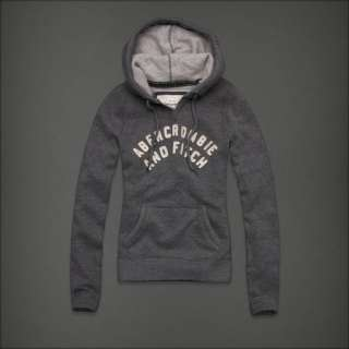 NWT ABERCROMBIE Hollister Womens RYLIE Sweatshirt Fleece Hoodie Jacket