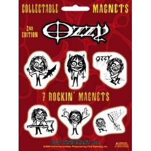 Ozzy Stick Figure Magnets 2nd Edition Ozzy Doodles