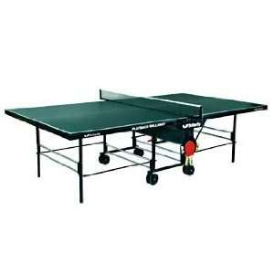 Butterfly Playback Rollaway Indoor Green Ping Pong / Table Tennis
